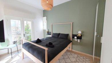 Апартаменты Design 2 Bdr - Habima #TL60