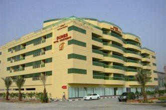 Апарт-отель Dunes Hotel Apartments Muhaisnah