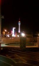 On The Vegas Boulevard