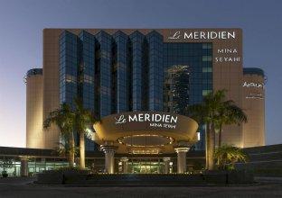 Отель Le Méridien Mina Seyahi Beach Resort & Marina