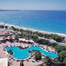 Hotel Capsis Rhodes
