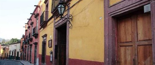 Casa Maria Bed and Breakfast San Miguel de Allende