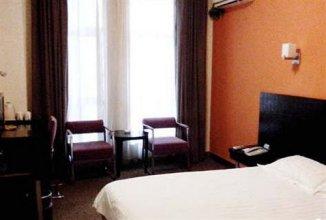 Motel168 Lu Jia Zui Shang Cheng Road Inn