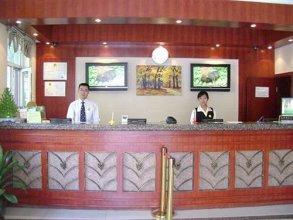 GreenTree Inn Shanghai Changfeng Park Shell Hotel