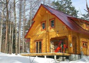 Hakuba Bamboo Creek Log Cottage