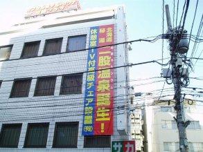 Capsule Hotel And Sauna Ikebukuro Plaza