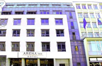 Hotel Arena Inn - Berlin Mitte