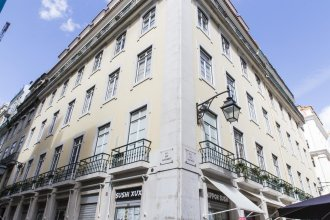 Lisbon Art Stay Apartments Baixa