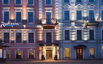 Рэдиссон Отель Соня Петербург (Radisson Sonya)