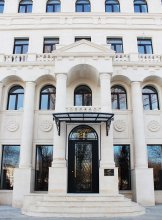 Гостиница Новомосковская