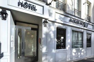 Отель Marais Home