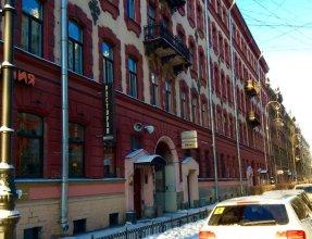 Мини-отель Аве Цезарь на Пушкинской