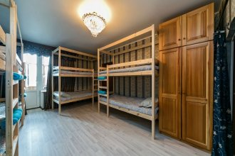 Crazy Monkey Hostel next to the Moscow Zoo