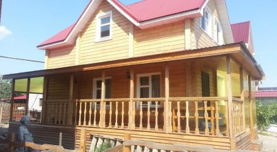 Samara Cottages Krasny Yar 20