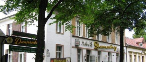 Hotel Haus Dannenberg Am See