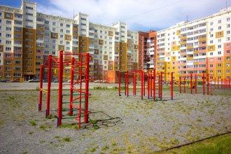 Апартаменты DomVistel на Спортивной 17 Plus