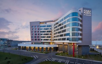 Отель Four Points by Sheraton Krasnodar