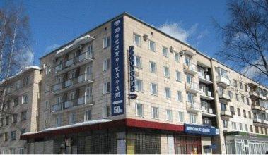 Гостиница Свирь