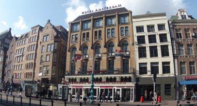 Hotel Amsterdam - De Roode Leeuw