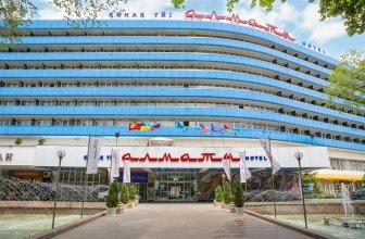 Отель Almaty