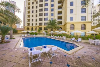 Апарт-Отель Roda Amwaj Suites Jumeirah Beach Residence