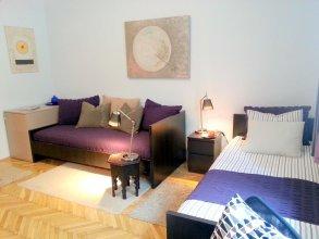 Cozy, Chic Studio Zagreb