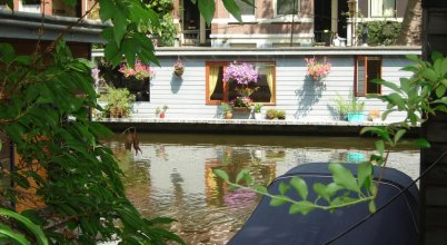 Phildutch Houseboat Amsterdam Bed and Breakfast