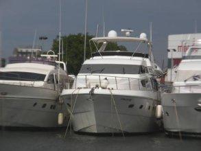Goldfinger Yacht
