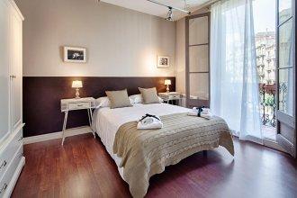 Habitat Apartments Eixample Balconies