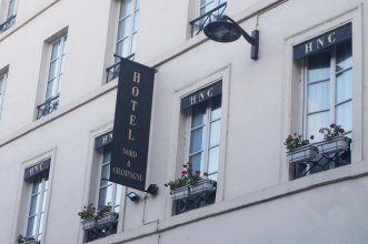 Hotel Nord Et Champagne