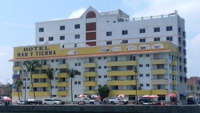 Hotel Mar y Tierra Veracruz
