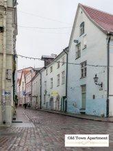 Dunkri Old Town Apartment