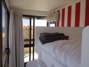 Apartamento sobre o mar