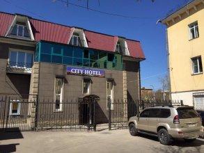 Отель City