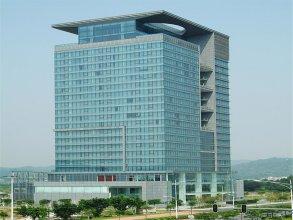 Guangzhou Nansha Pearl River Delta World Trade Center Tower