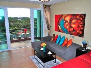 Sea & Sky Karon 2 bedrooms Apartment Sea View