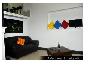 Safehaven Family Villa