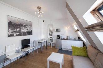 Nice Beaubourg Studio
