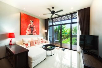 Villa Kowhai: Onyx style Nai Harn Beach