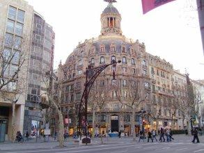 Flat Passeig de Gracia - Center