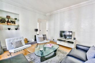 Luxury and Spacious Appartment in Saint Michel