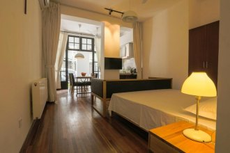 Old French Concession Longtang Apartment (Shanghai South Shanxi Road)