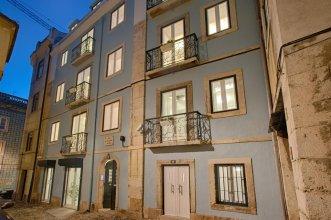 Monica Lisbon Rentals - Downtown