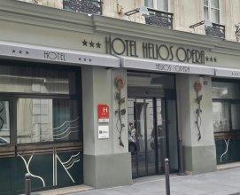 Hôtel Hélios Opéra