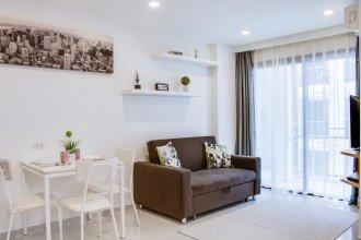 City Garden Pratamnak Condominium by Mr.Butler