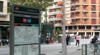 Eixample Esquerre: Passeig De Gràcia / Valencia