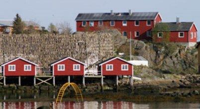 Kunstnerhuset I Lofoten
