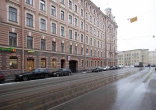 Apartment on Petropavlovskaya
