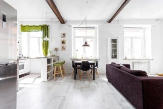 Spacious Loft na Sovetskoy