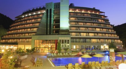 Union Palace Hotel Icmeler
